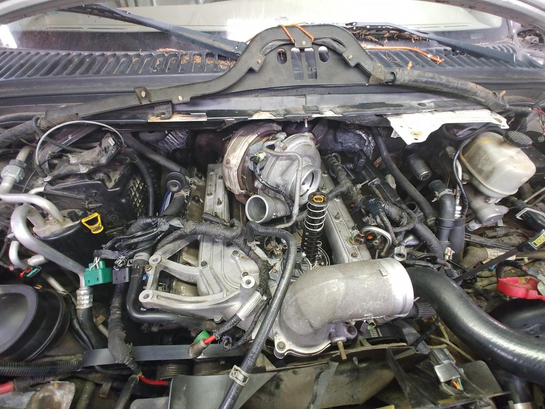 Vehicle / Car Engine
