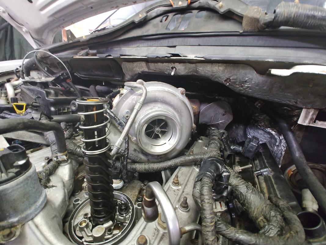 Truck Engine / Parts