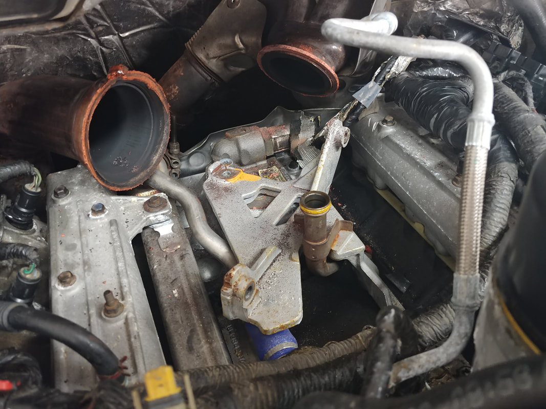 Diesel Truck Parts / Engine