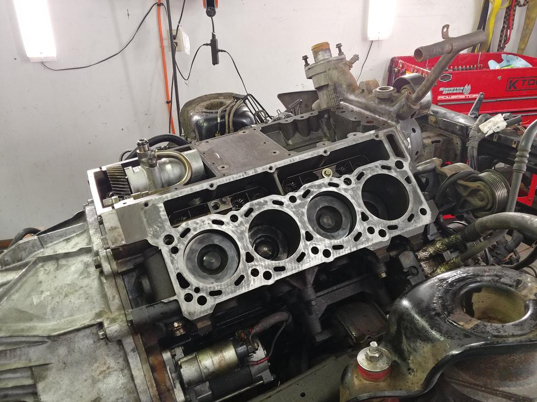 Large / Heavy Engine