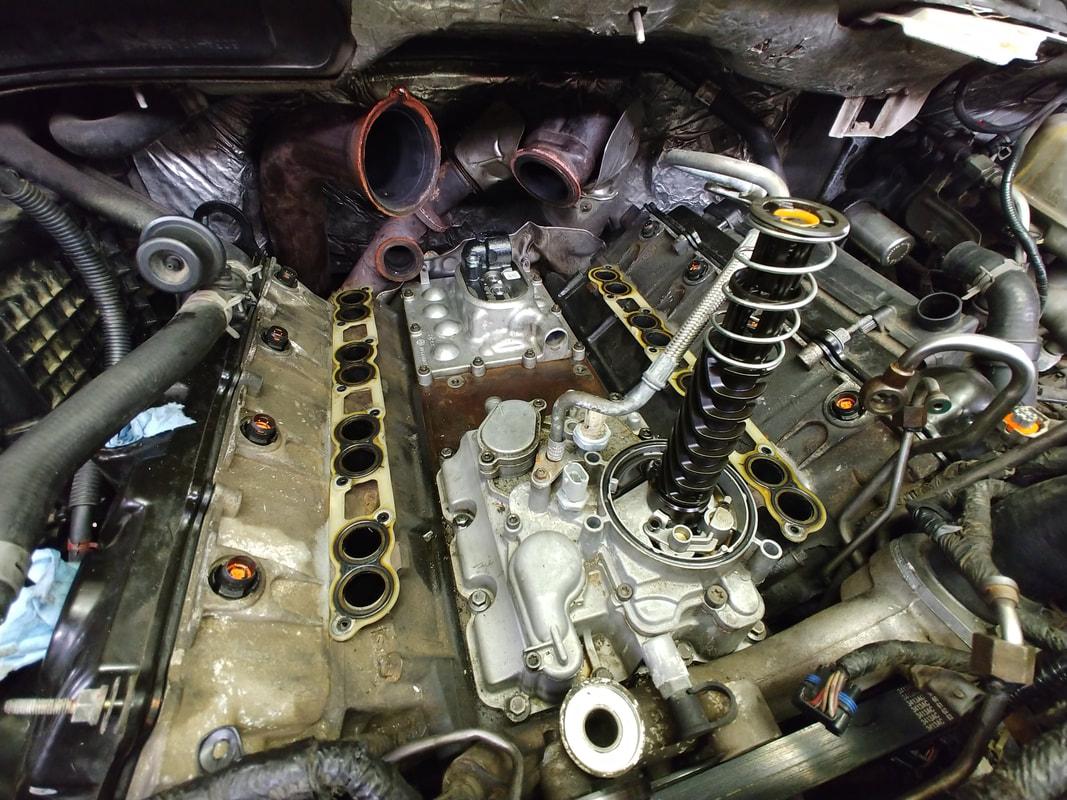 Large Vehicle Engine Parts