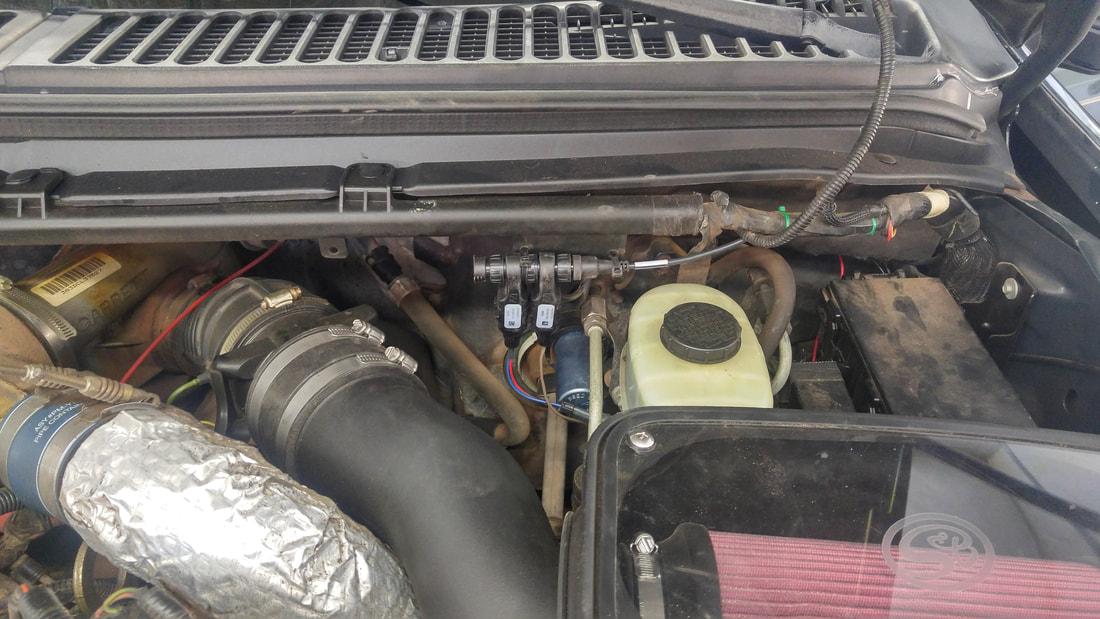Vehicle / Under Hood