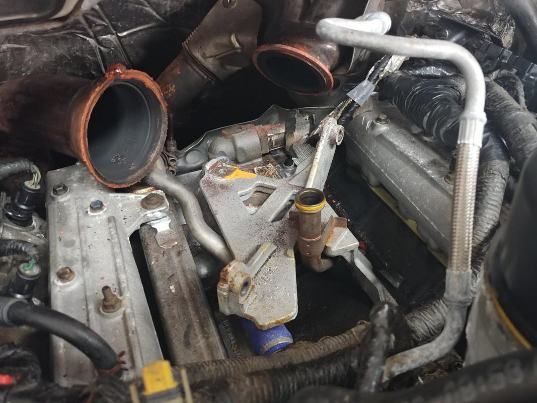 Diesel Truck Parts / Engine