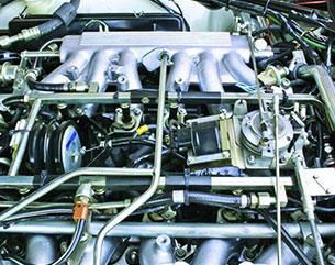Clean Car Parts